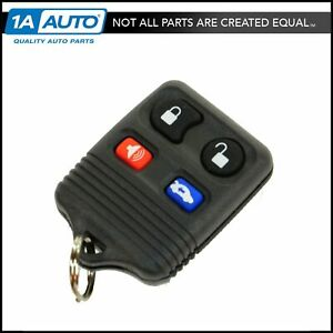 4 Button Keyless Entry Remote Transmitter For Ford Lincoln Mercury