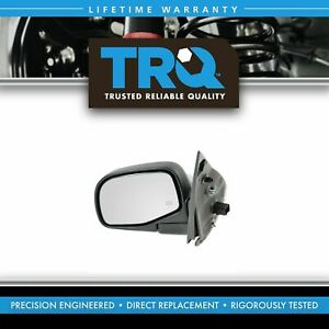 Power Heated Side View Mirror W Puddle Light Driver Left Lh For 02 05 Explor