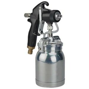 Tp Tools Hvlp Turbine 1 qt Cup Paint Spray Primer Gun 1 8 Mm Nozzle hp 404 18