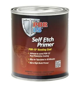 New Por 15 Self Etch Primer Quart