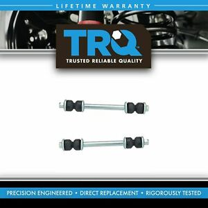 Rear Sway Stabilizer Bar End Link Pair Set Of 2 For Explorer Aviator Mountaineer