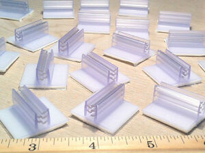 Lot Of 20 popular Pro Series Retail Store Sale Price Sign Tag Holders Stands