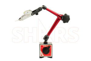 Shars 030 X 0005 Dial Test Indicator Flexible Magnetic Base 10 5 Arm P