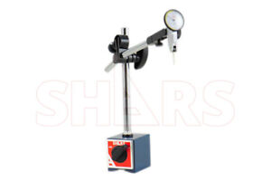 Shars 4 Ways 135 Lbs Magnetic Base 030 Travel 0005 Dial Test Indicator 4
