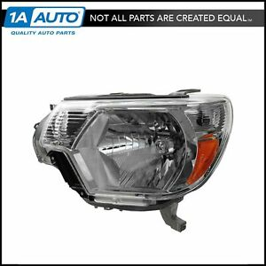 Headlight Head Lamp Lh Left Driver Side For 12 13 Toyota Tacoma
