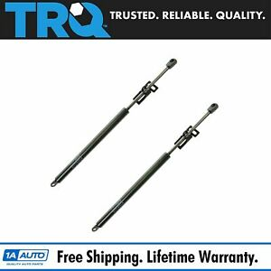 Hatch Lift Supports Struts Lh Rh Pair Set For 93 98 Jeep Cherokee Grand