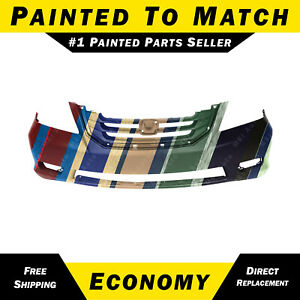 New Painted To Match Front Bumper For 2008 2009 2010 Honda Odyssey Van W Park