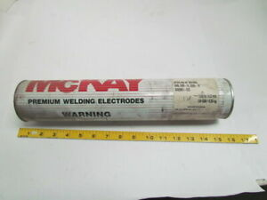 Mckay E309 309l 16 5 32 Stainless Steel Stick Welding Rod 5 Lb