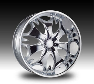26 Inch Phino 68 Wheels Rims Tires Fit 5 X 115 5x120 Charger Challenger 300