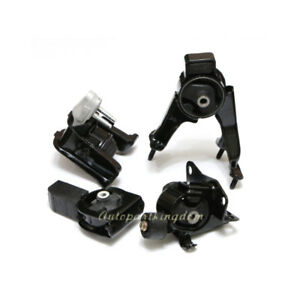 2003 2008 Toyota Corolla 1 8l Engine Motor Mount Set 4pcs For Auto Trans G017