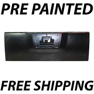 New Painted To Match Rear Tailgate For 2004 2012 Nissan Titan Pickup Truck