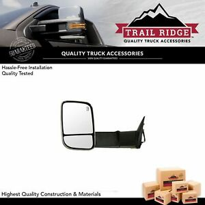 Trail Ridge Towing Mirror Power Heated Signal Memory Puddle Chrome Left For Ram