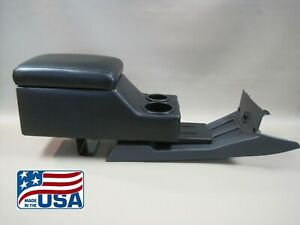2008 2010 Dodge Charger Police Deluxe Center Console Armrest Kit W Plate