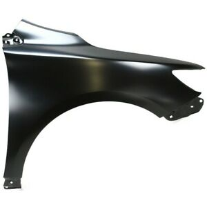 Fender For 2009 2013 Toyota Corolla Japan Built Front Passenger Primed Steel