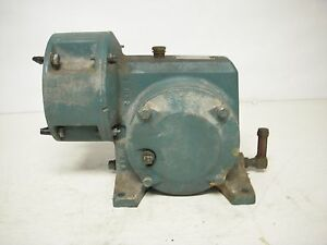 Kx 230 Reliance Electric M619739a003sq Speed Reducer