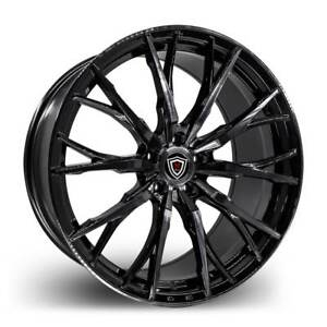 20 Inch Marquee 4409 Smoke Pol Wheels Rims Tires Fit 5 X 114 3 Visit My Page