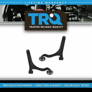 Control Arms Ball Joints Front Lower Left Right Pair Set For 04 08 Pacifica