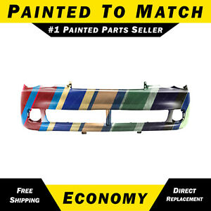 New Painted To Match Front Bumper Replacement For 2006 2010 Chrysler Pt Cruiser