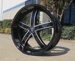 Marquee 5330 20 Inch Chrome Wheels Tires Fit 5 X 114 3