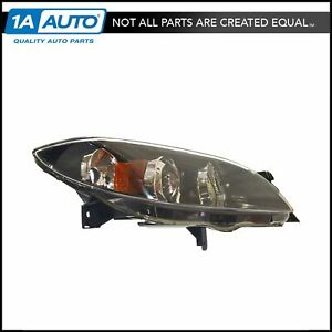 Headlight Headlamp Passenger Side Right Rh For 04 06 Mazda 3 Mazda3 4 Door Sedan