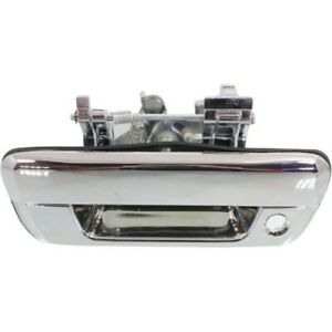 Tailgate Handle For 2004 2012 Chevrolet Colorado Gmc Canyon Chrome