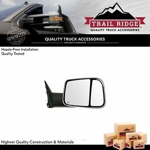 Trail Ridge Tow Mirror Power Heated Signal Memory Puddle Chrome Right Rh For Ram