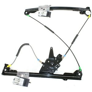 Power Window Regulator For 95 2002 Volkswagen Cabrio Front Passenger Side