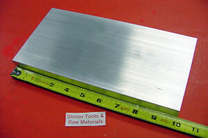 1 X 5 Aluminum 6061 Flat Bar 10 Long 1 000 x 5 00 Solid T6511 New Mill Stock