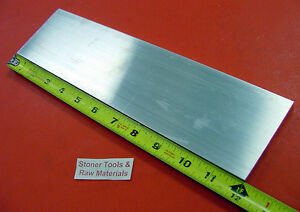 3 8 X 3 Aluminum 6061 Flat Bar 12 Long T6511 Extruded Solid Plate Mill Stock