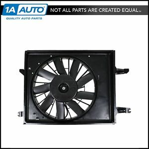 Radiator Cooling Fan W Motor Assembly For 96 98 Quest Villager