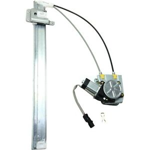 Power Window Regulator For 2002 2006 Jeep Liberty Rear Right With Motor