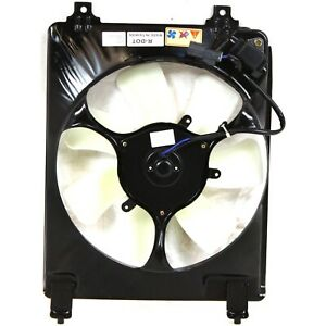 A c Condenser Cooling Fan For 2006 2011 Honda Civic