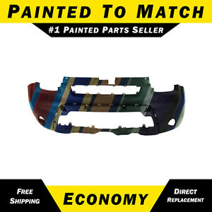 New Painted To Match Front Bumper Cover Replacement For 2010 2011 Kia Soul