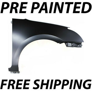 Painted To Match Passengers Front Rh Fender For 2007 2012 Nissan Sentra 07 12