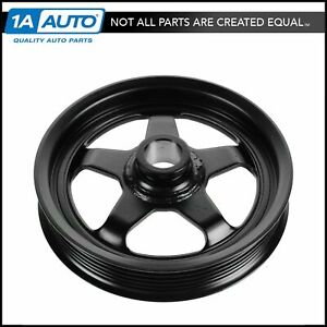 Steel Power Steering Pump Pulley For Buick Chevy Pontiac Olds New