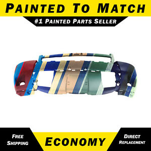 Painted To Match Front Bumper Cover 2007 2014 Chevy Suburban Tahoe Avalanche