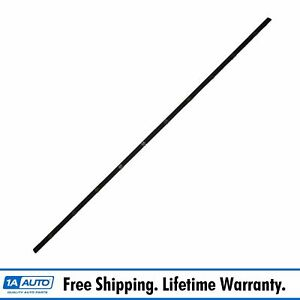 Tailgate Outer Window Sweep Felt Weatherstrip Seal For 78 96 Ford Bronco