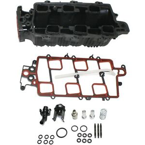 Upper Intake Manifold W Gasket For 95 05 Chevy Buick Olds 3800 3 8l V6