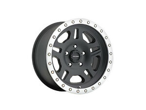 16 Pro Comp Offroad 5129 Black Wheels Rims 5x4 5