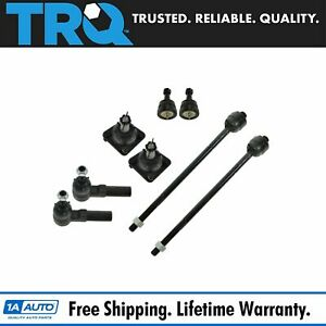 Front Tie Rod End Ball Joint Kit For 93 02 Chevy Camaro Firebird Trans Am
