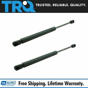 Hood Lift Supports Front Pair Set For 02 05 Ford Explorer Mercury Mountaineer