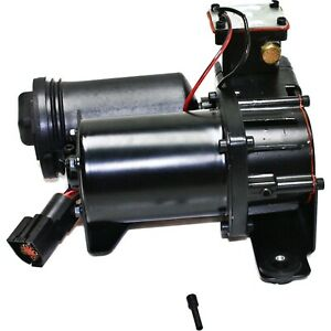 Air Ride Suspension Compressor Dryer Fits 07 13 Ford Expedition Navigator