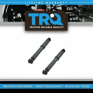 Trq Rear Strut Shock Absorber Pair Set Of 2 For Acura Mdx Honda Odyssey Pilot