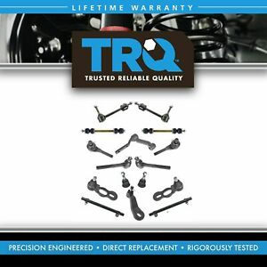 Ball Joint Control Arm Suspension Kit For Crown Victoria Town Car Grand Marquis