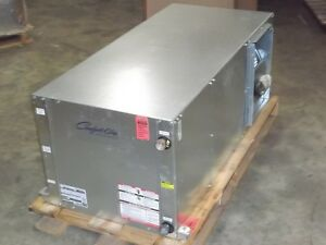 5 Ton Horizontal Mount Water Source Heat Pump 3 Phase 460v Commercial Voltage
