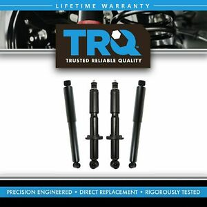 Shock Absorber Front Rear Kit Set Of 4 For Toyota Tacoma Pickup Truck New