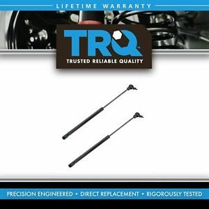 Trq Rear Glass Lift Support Strut Set Of 2 Pair For 99 04 Jeep Grand Cherokee