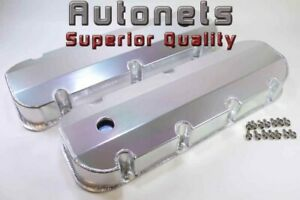 Fabricated Anodized Aluminum Big Block Chevy 396 427 502 Valve Cover Bbc Tall