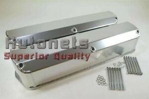 Fabricated Aluminum Ford Small Block V8 260 289 302 351w Valve Cover No hole Sbf