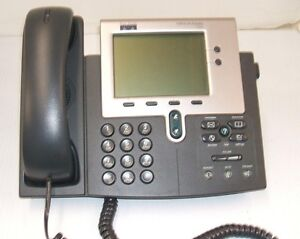 Cisco 7940 Ip Phone With Power Supply